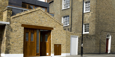 Chart House, Hoxton