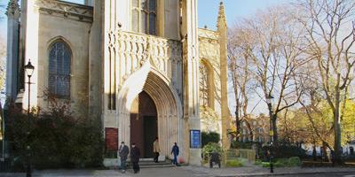 St Mark's Islington